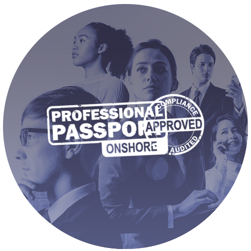 Professional Passport Approved Compliance Audited