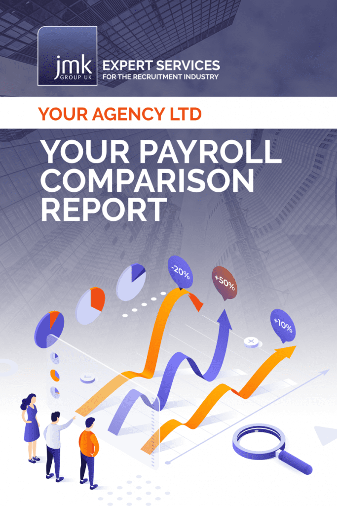 Get your Free Payroll Comparison Report